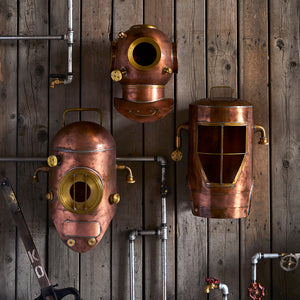 Diver Helmets Set Large