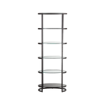 Ellipse Etagere Graphite