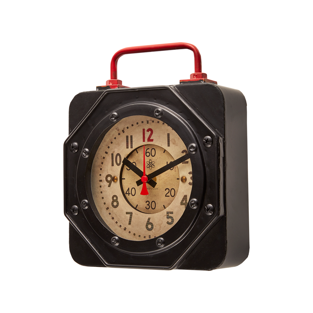 Engine Room Wall Clock Small - Pendulux