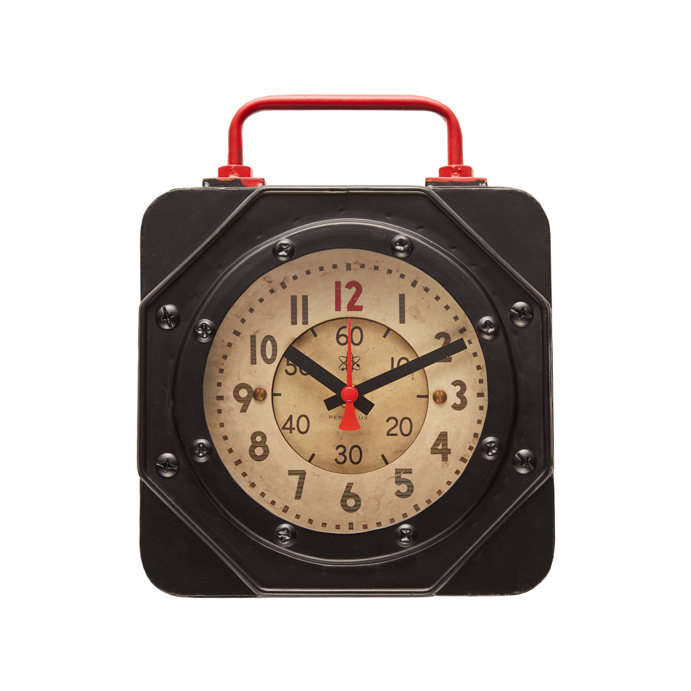 Engine Room Wall Clock Small