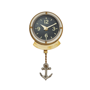 First Mate Wall Clock - Pendulux