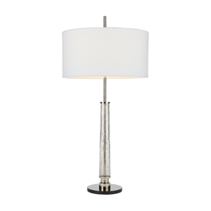 Hudson Table Lamp Antique Nickel