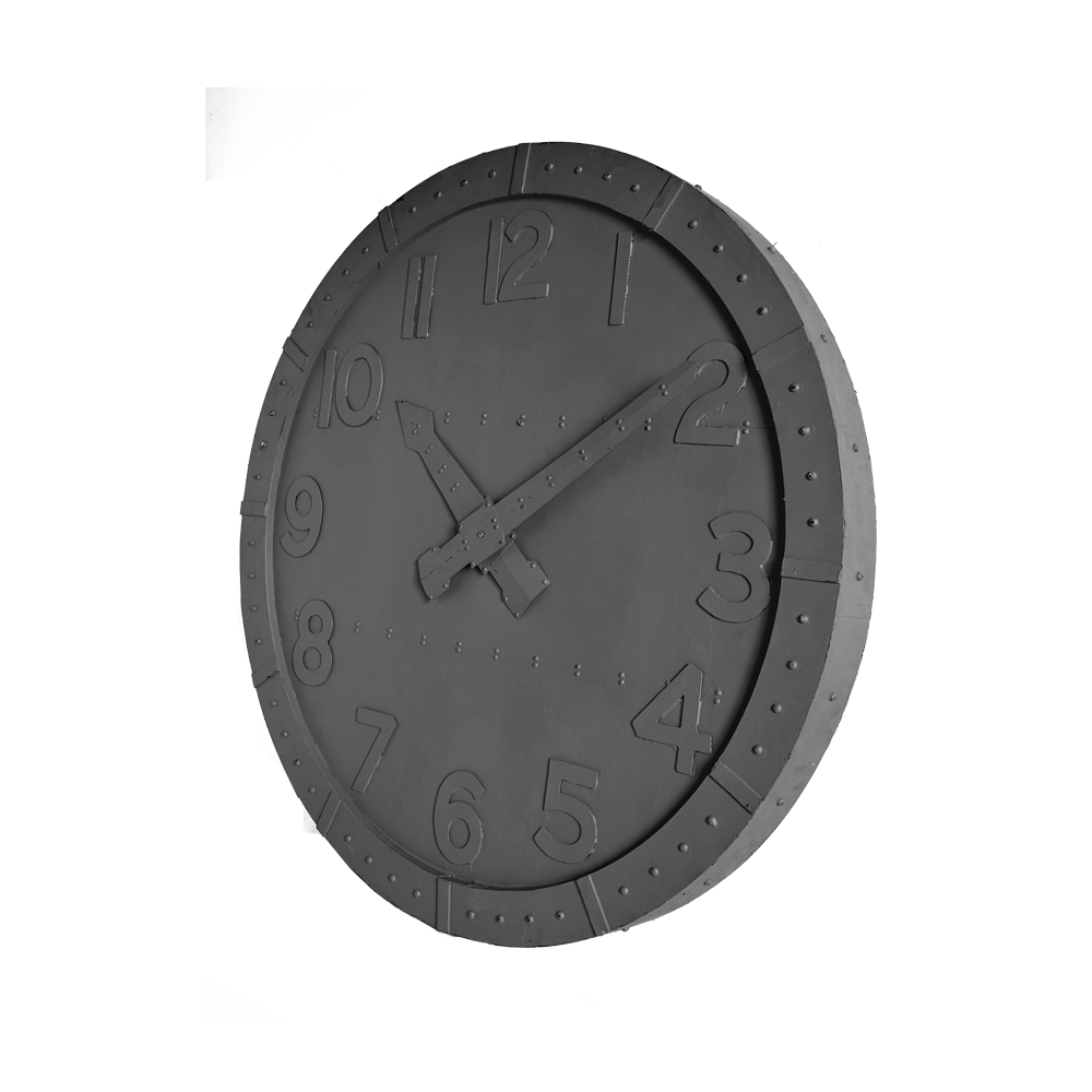 Kirkley Wall Clock (Non Operational)