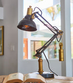 Manchester Table Lamp Black