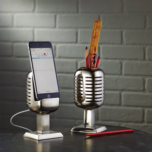 Microphone Phone Stand