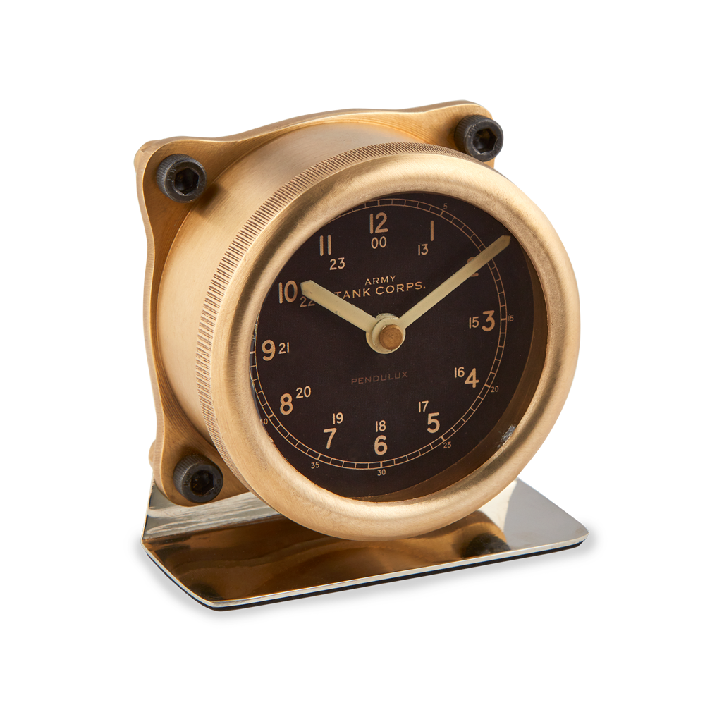 Sherman Table Clock