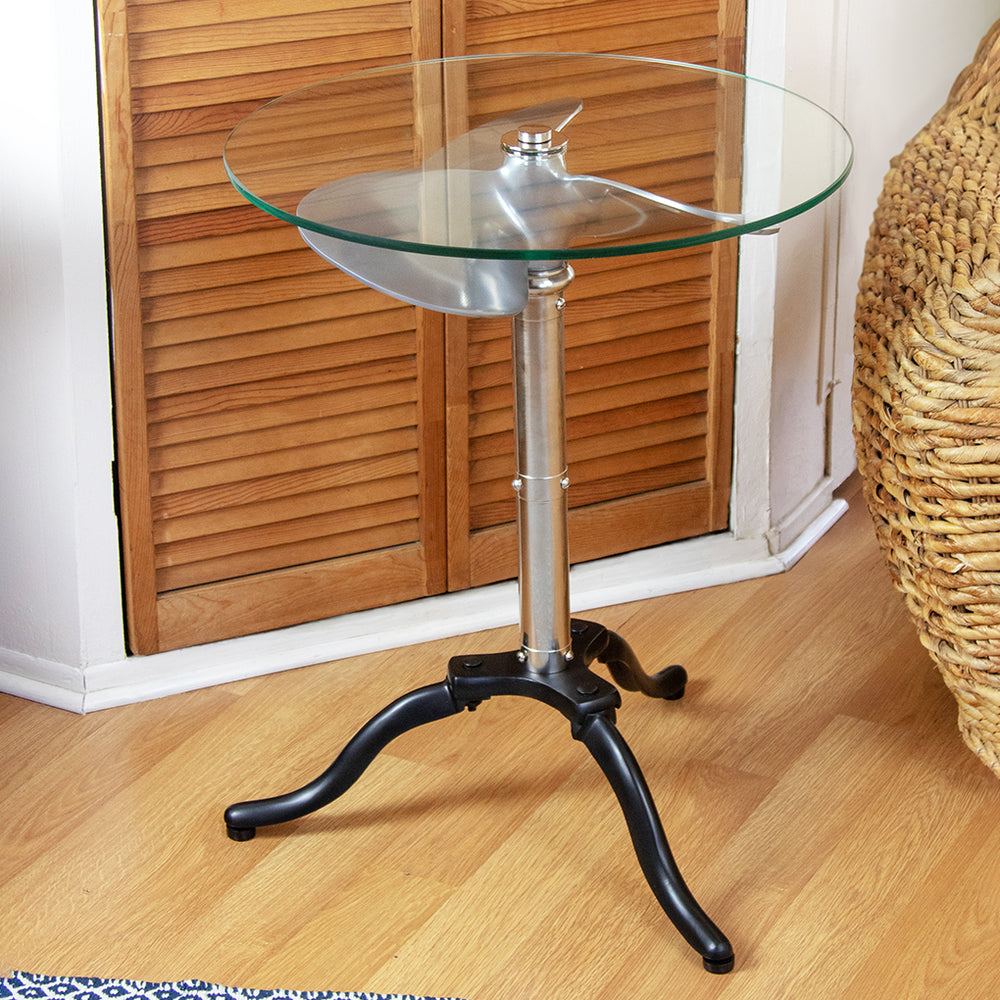 Ship Propeller Table Aluminum