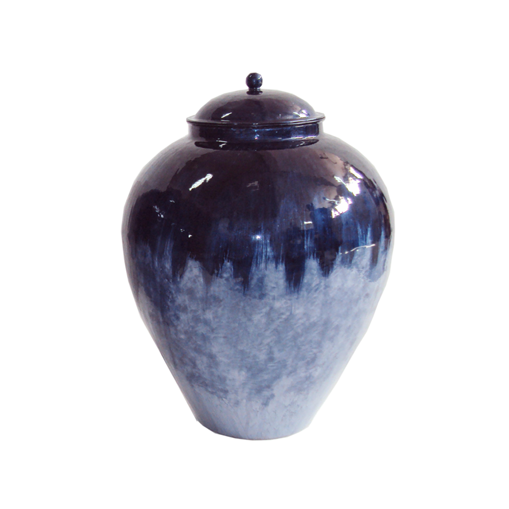 Stinson Vase Blue Small