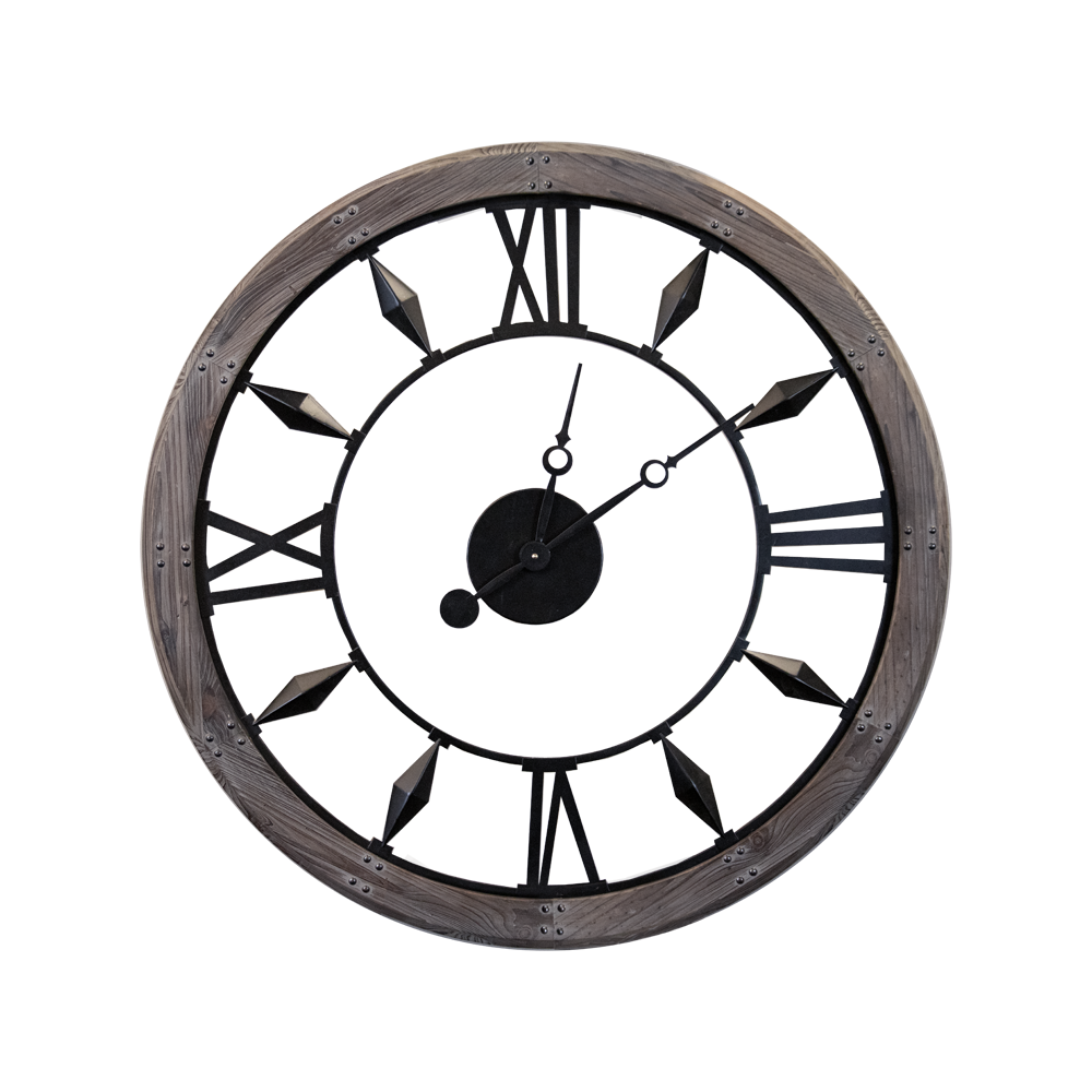 Zurich Wall Clock - Pendulux Wholesale