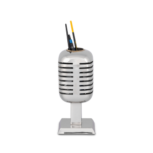 Microphone Pencil Holder Aluminum - Pendulux