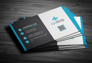 Business Card - Gloss