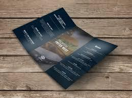 Gloss Text Brochures