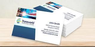 Business Card - Matte
