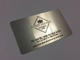 Business Card - Metallic Foil