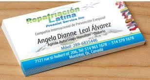 Business Card - Premium Silk Matte