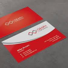 Business Card -Square