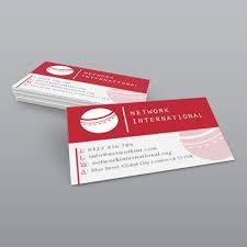 Business Card - Uncoated