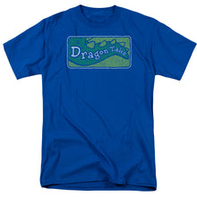Load image into Gallery viewer, Dragon Tales - Logo Distressed Short Sleeve Adult 18/1