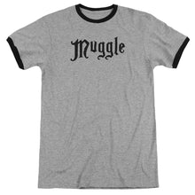 Load image into Gallery viewer, Harry Potter - Muggle Adult Ringer