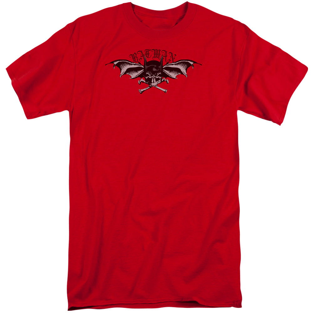 Batman - Wings Of Wrath Short Sleeve Adult Tall