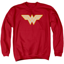 Load image into Gallery viewer, Dc - Ww Logo Adult Crewneck Sweatshirt