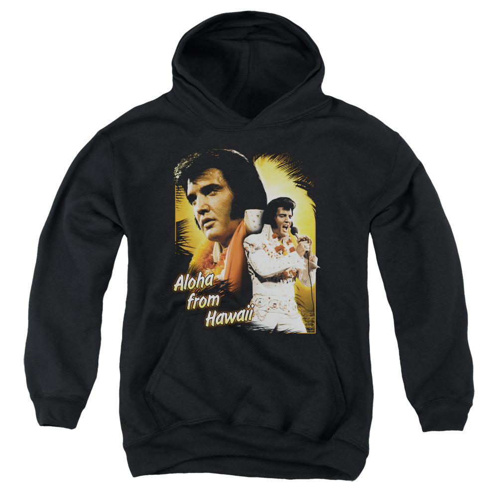 Elvis - Aloha Youth Pull Over Hoodie