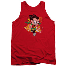 Load image into Gallery viewer, Teen Titans Go - Robin Adult Tank