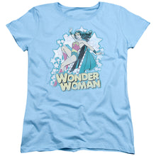 Load image into Gallery viewer, I'm Wonder Woman Short Sleeve Women's Tee