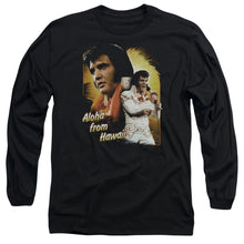 Load image into Gallery viewer, Elvis - Aloha Long Sleeve Adult 18/1