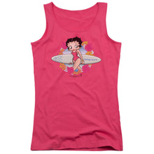 Load image into Gallery viewer, Betty Boop - Surf Juniors Tank Top