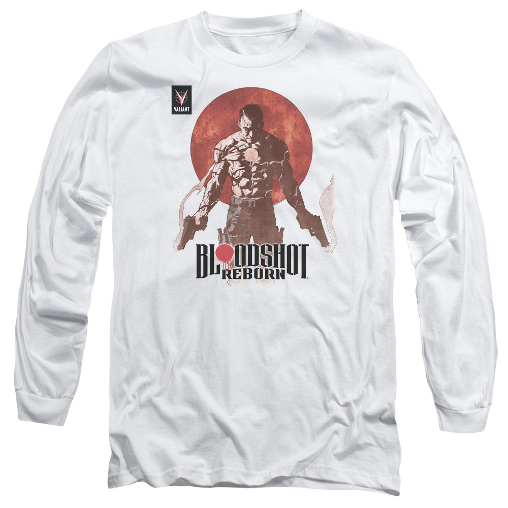 Bloodshot - Reborn Long Sleeve Adult 18/1