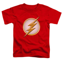 Load image into Gallery viewer, Flash - New Logo Short Sleeve Toddler Tee