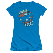 Load image into Gallery viewer, Dragon Tales - Flying High Short Sleeve Junior Sheer