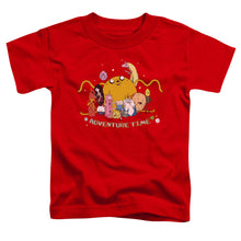 Load image into Gallery viewer, Adventure Time - Outstretched Short Sleeve Toddler Tee