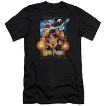 Load image into Gallery viewer, Harry Potter - Movie Poster Short Sleeve Adult 30/1