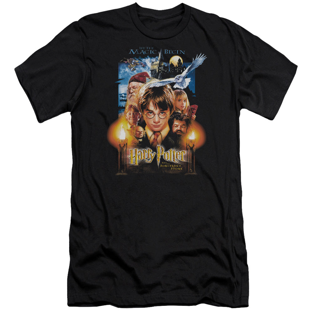 Harry Potter - Movie Poster Short Sleeve Adult 30/1