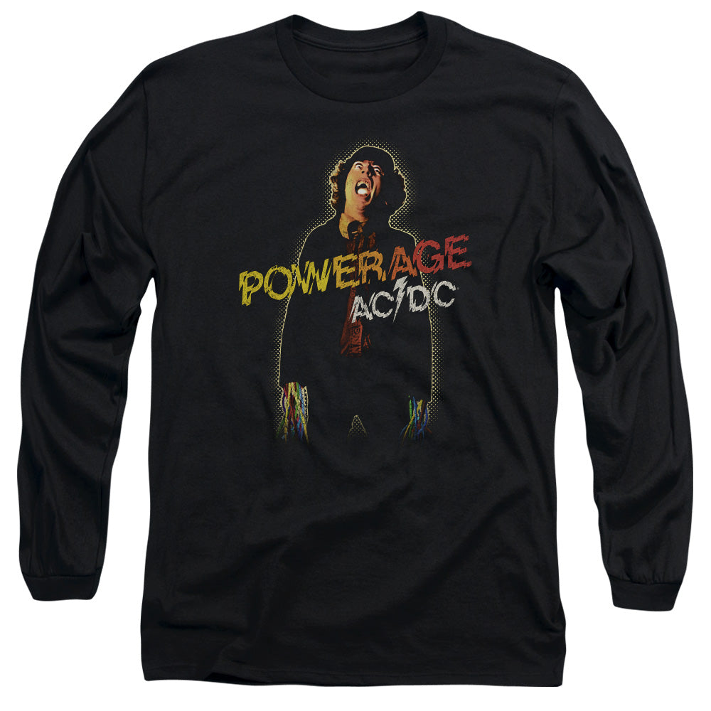 Acdc - Powerage Long Sleeve Adult 18/1
