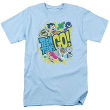 Load image into Gallery viewer, Teen Titans Go - Go Short Sleeve Adult 18/1