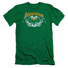 Load image into Gallery viewer, Dc - Aquaman Splash Short Sleeve Adult 30/1