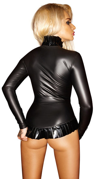 Sale !!! Wetlook Bolero- Damenjacke