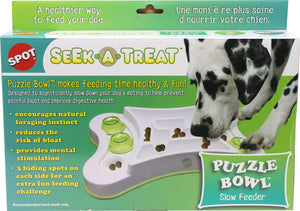 Ethical Dog - Push N Pop Treat Dispenser