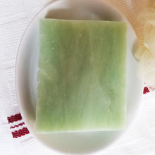 Load image into Gallery viewer, Green Apple Handmade Soap