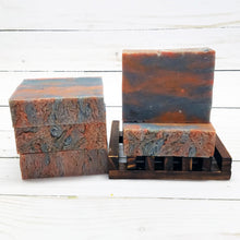 Load image into Gallery viewer, Lakeside Fire Handmade Soap
