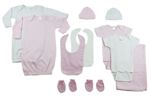 Girls 10 Piece  Set