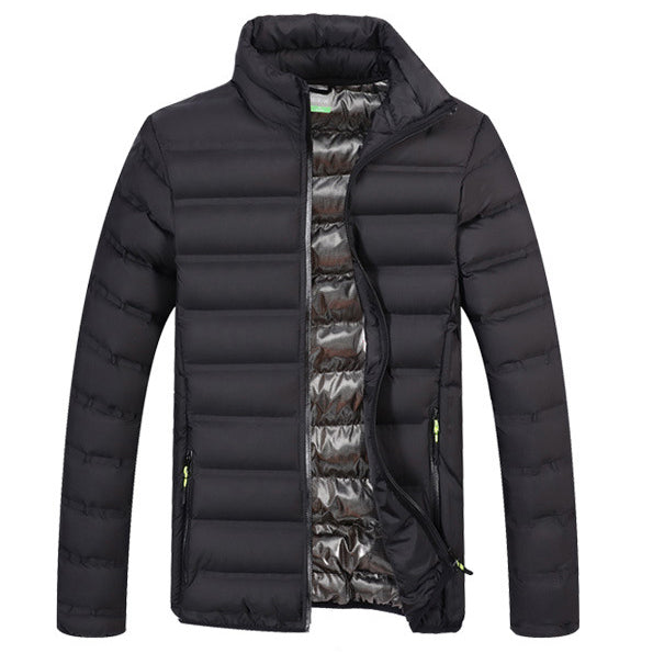 Triple Threat Bubble Jacket
