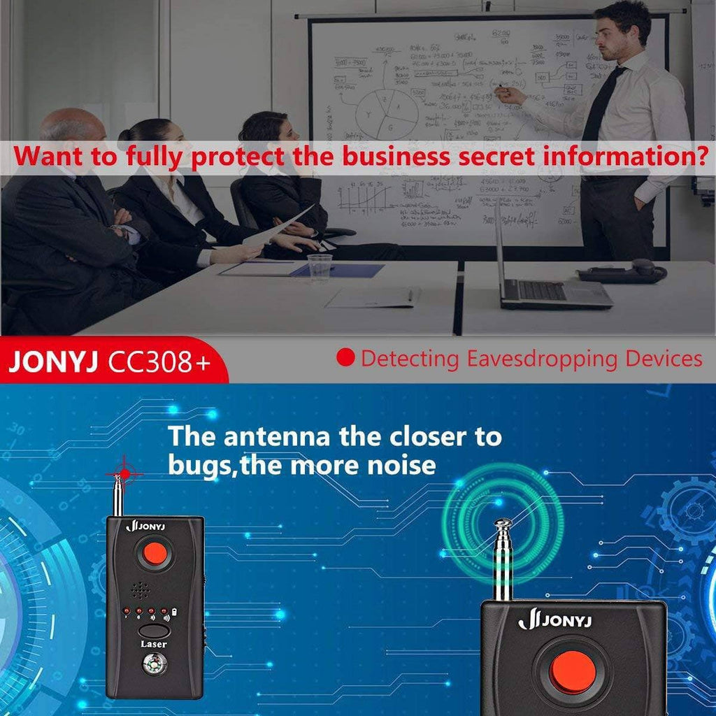 Anti Spy Bug Detector by Jonyj®
