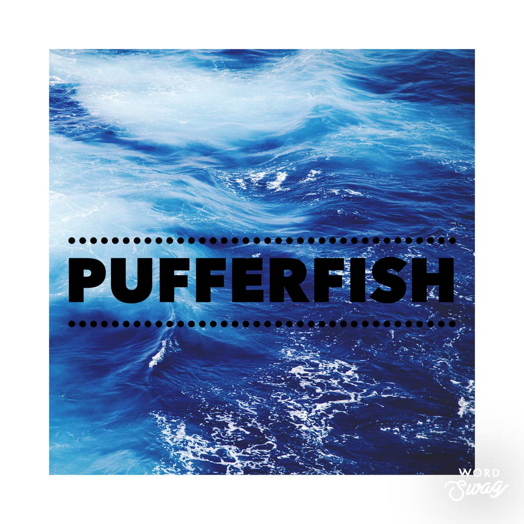 Pufferfish-preorder