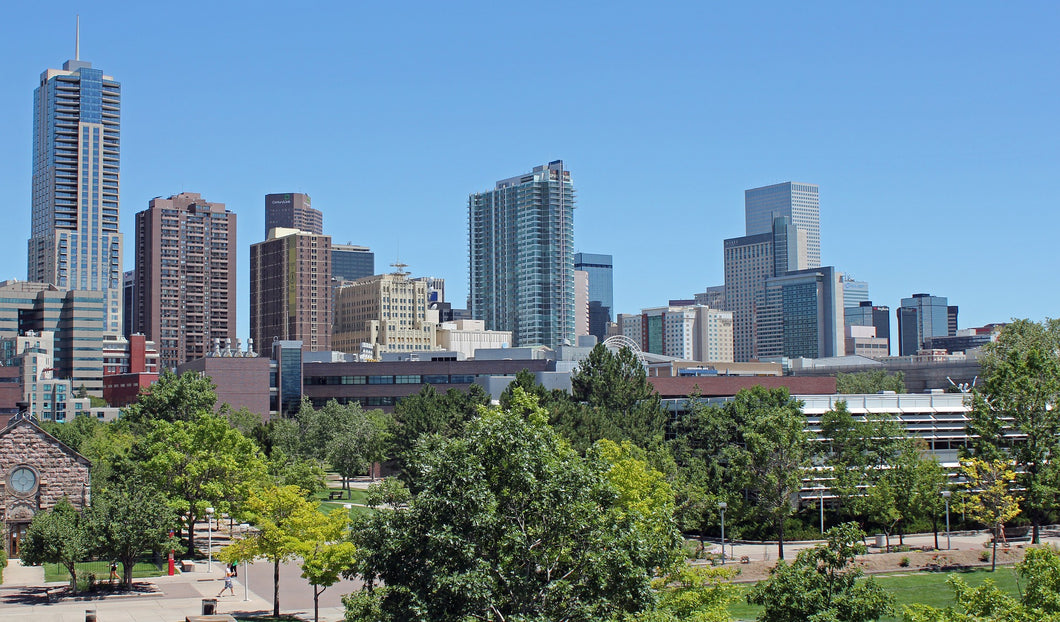 DENVER, CO; March 25-29, 2019; Families Thrive--Training of Trainers (PARKING INCLUDED)