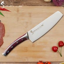 "Load image into Gallery viewer, Stainless Steel 6"" Non-Stick Chef Knife"