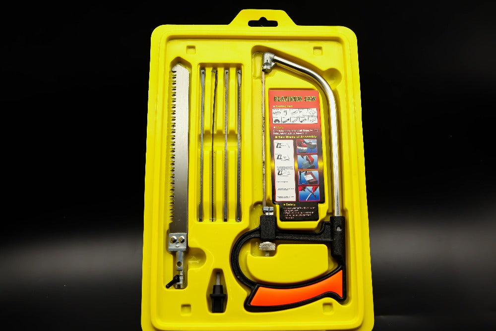 Household Hacksaw Tool Set